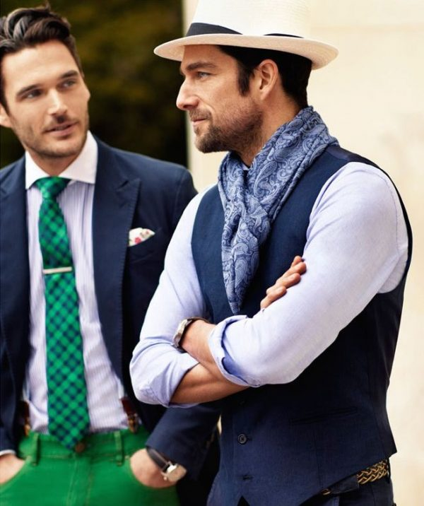 Quels sont les accessoires pour avoir le look dandy chic parfait ?