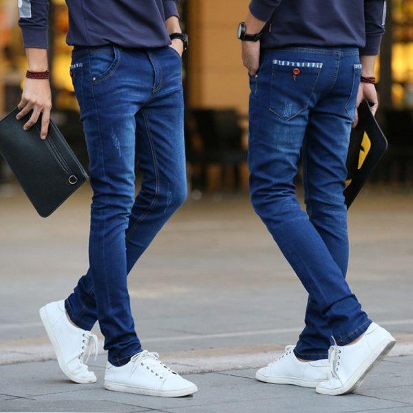 Quel type de jean pour homme choisir en fonction de sa silhouette ?