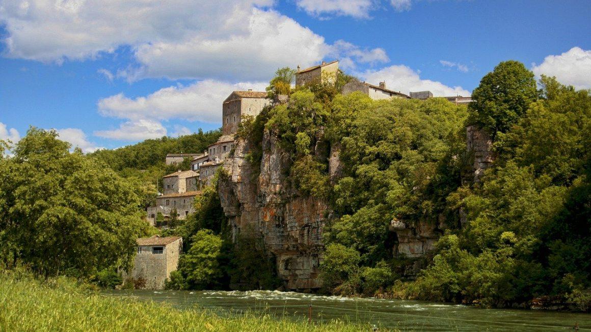 Balzaduc, vilagge ardèchois