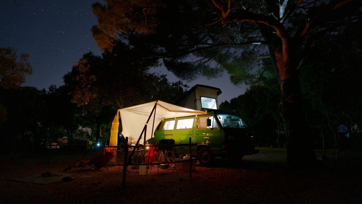 camping étoiles