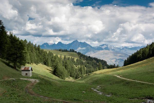 Montagne : les destinations prisées en 2021